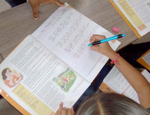 English Handwriting Competition